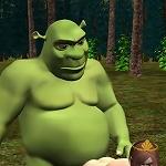 Shrek bangs princess